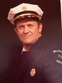 Past Chief Harry McElhare, Sr.